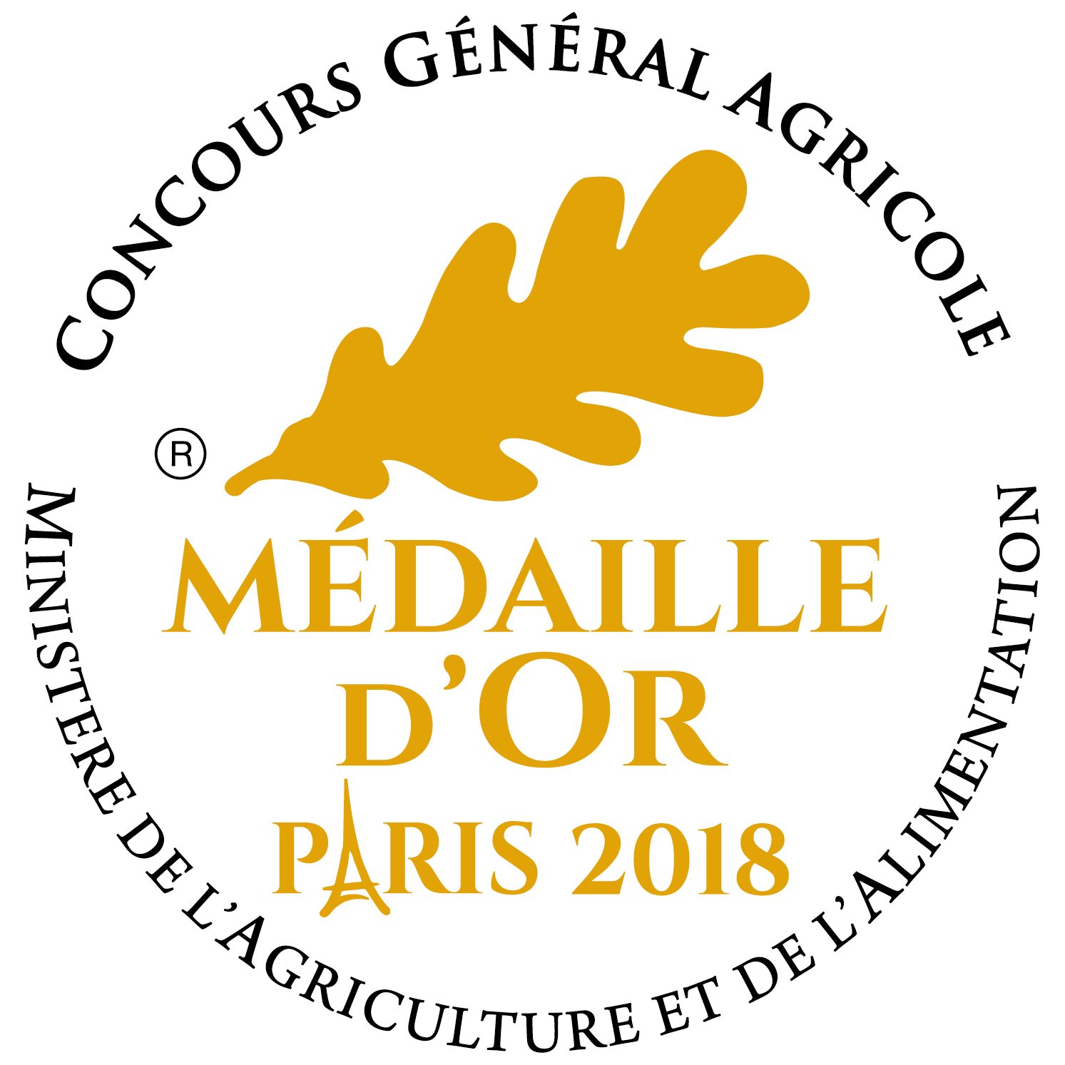 concours general agricole paris medaille or 2016